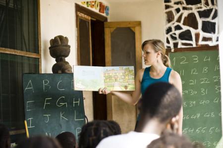 Melodie in Liberia