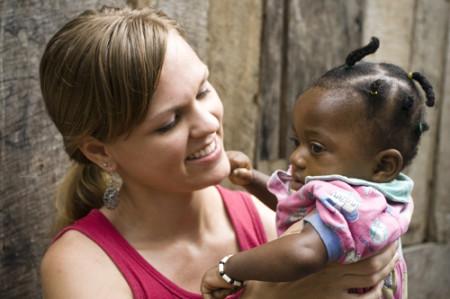 Melodie Sheppard in Liberia