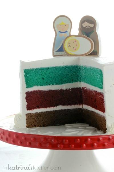 Christmas Cake (5) wm 500
