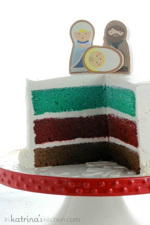 Birthday Cake For Jesus