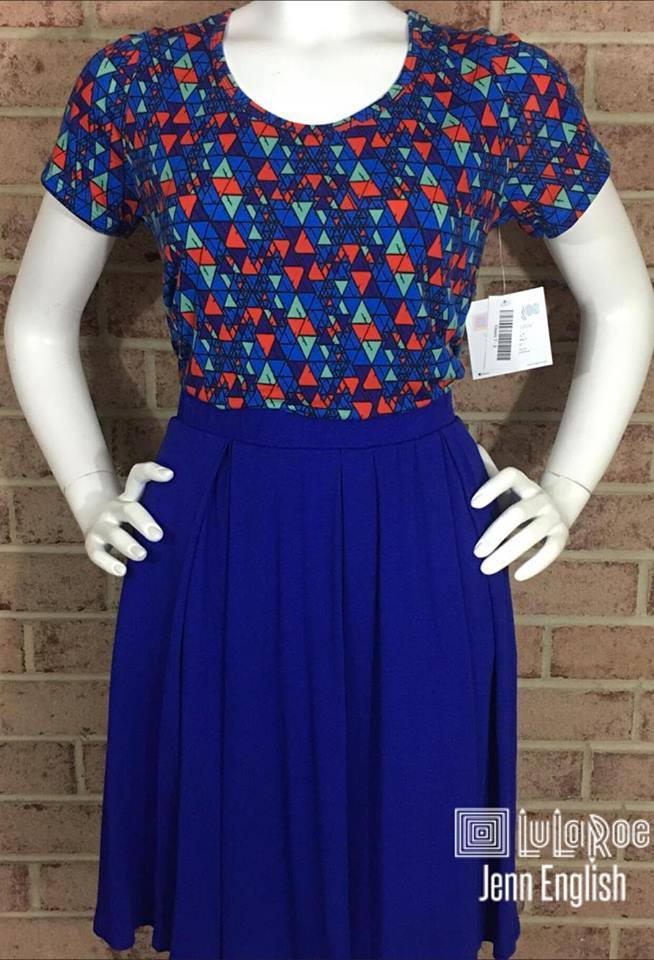 LuLaRoe Giveaway And A Review From A Skeptic CLOSED Custom Lularoe Sewing Machine Print